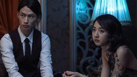 張孝全、黃河、李沐。(Netflix提供)