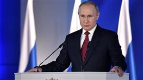 俄羅斯國會下議院11日三讀通過修正憲法部分條文,上議院隨後也通過,修憲內容將讓總統蒲亭可以再參加兩次大選。(圖取自twitter.com/KremlinRussia_E)