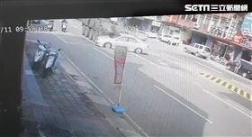 雲豹裝甲車,擦撞,轎車,桃園