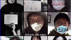 ▲武漢青年痛批中國政權,強調「拒絕再沉默」。(圖/翻攝自《這個星球上前所未見的邪惡》臉書)