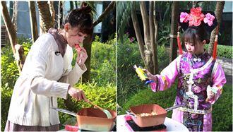 女神下廚超荒唐!巧克力、西瓜全入鍋