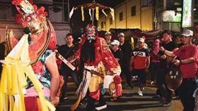 台中市罕見辦「送肉粽」跨三區 直擊現場照曝光,龍臥雲法師(圖/龍臥雲法師提供)