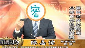分析師,股市,崩盤,預測,陳嘉偉,餐費 圖/翻攝YouTube