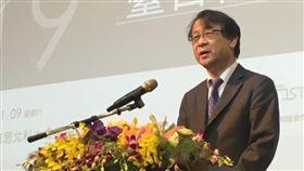 WHA,泉裕泰,日本駐台代表,武漢肺炎(翻攝自 日本台灣交流協會 臉書)