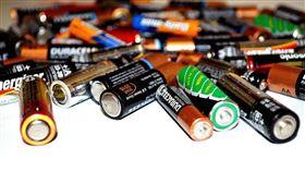 電池(示意圖/翻攝自pixabay)