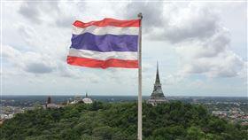 (圖/Pixabay)泰國,國旗