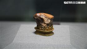 肉形石(記者陳弋攝影)