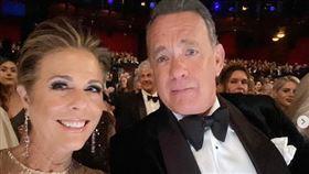 湯姆漢克斯(Thomas Hanks),麗塔威爾森(Rita Wilson)/IG