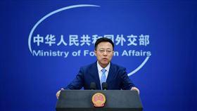 中國外交部發言人趙立堅(圖/翻攝自趙立堅推特)