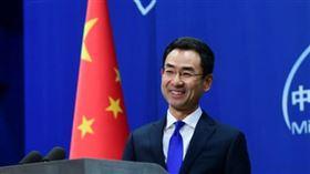 中國外交部發言人耿爽(圖/翻攝自中國外交部官網)