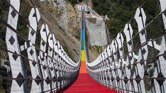 雙龍吊橋20日開放 必看旅遊懶人包
