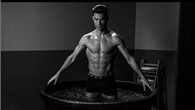 C羅(Cristiano Ronaldo)`是尤文圖斯球星。(圖/翻攝自IG)