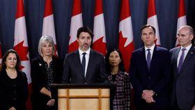 加拿大總理沒在怕!妻子確診…杜魯道在家隔離「仍不採檢」(圖/翻攝自Justin Trudeau推特)