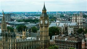 英國,大笨鐘(圖/翻攝自pixabay)