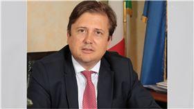 義大利衛生部副部長希列里,Pierpaolo Sileri(圖/翻攝自Pierpaolo Sileri臉書)