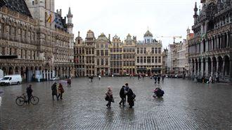 疫情激增 比利時宣布:重返嚴格封鎖