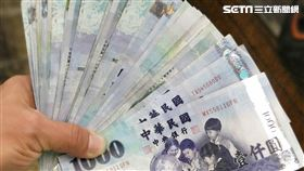 新台幣、千元(圖/記者邱榮吉攝影)