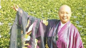 70歲的「恆述法師」費貞綾。臉書
