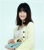 LINE TV「黑喵知情」演員連俞涵。(記者邱榮吉/攝影)