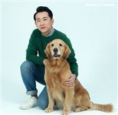 LINE TV「黑喵知情」演員施名帥。(記者邱榮吉/攝影)