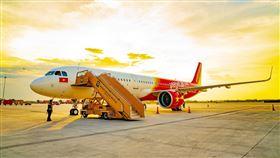 越捷航空祭出全航線「70% off」3折超級優惠機票。(圖/越捷提供)