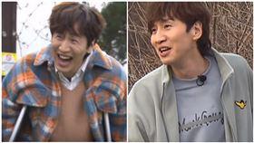 李光洙回來 (圖/翻攝自SBS Running Man YouTube)