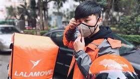 Lalamove在台灣機車快遞搶得高市佔 將借鏡海外市場積極推廣四輪貨運服務。(圖/廠商提供)