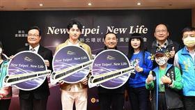 新北環狀線形象廣告「New Taipei, New Life」 侯友宜盼帶動大台北蓬勃發展(圖/新北市政府)