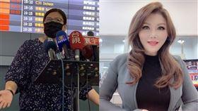 張雅琴  新北市中和區瓦磘里里長林綺芳 臉書 記者陳啟明攝影