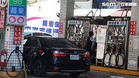 加油站,中油(圖/記者邱榮吉攝影)