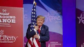 ▲美國總統川普(圖/翻攝自Donald J. Trump臉書)