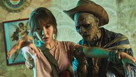 Erika劉艾立2020全新單曲《我想買可樂》MV打造「殭屍電影」風格。(圖/華納音樂提供)