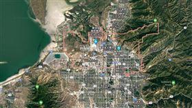 美國鹽湖城發生規模5.7地震(圖/Google Map)