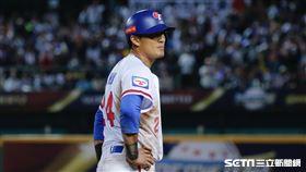 ▲林哲瑄世界棒球12強賽。(圖/記者林聖凱攝影)