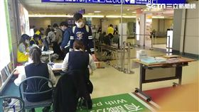 武漢肺炎,機場,入境,健康申報表