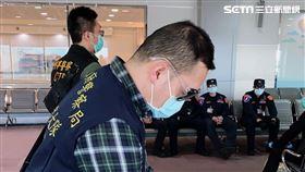 11名國際刑警返台後居家隔離 刑事局提供