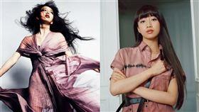 木村拓哉大女兒心美登上五月號Vogue日本版封面。(圖/翻攝自cocomi_553_official IG)