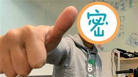 台北市議員邱威傑。(圖/翻攝自呱吉臉書)