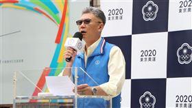 ▲中華奧會顧問孫立群說明IOC與亞洲會員國會議結果。(圖/中華奧會提供)