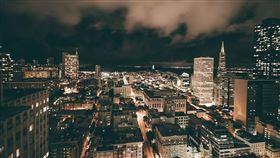 加州,美國,街景(圖/翻攝自Pixabay)