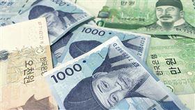 因應武漢肺炎對金融市場造成衝擊,韓國央行除日前宣布降息2碼,19日與美國聯準會簽訂貨幣互換協議,規模高達600億美元。(圖取自Pixabay圖庫)韓元,韓幣