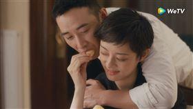 孫儷和羅晉主演的《安家》即將播出完結篇(圖/WeTV提供)