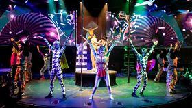 太陽馬戲團。(圖/翻攝自Cirque du Soleil 臉書)