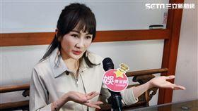 雞屎妹王宥忻接受三立新聞網專訪。(記者邱榮吉/攝影)