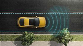 ▲福斯IQ.DRIVE智能駕駛輔助系統。(圖/Volkswagen提供)