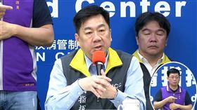 CDC副指揮官陳宗彥。(圖/翻攝自CDC直播)