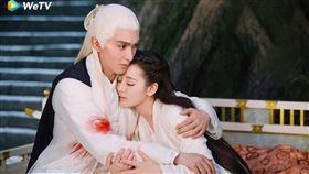 迪麗熱巴,高偉光,《三生三世枕上書》(圖/WeTV提供)