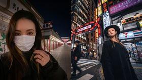 歐陽靖,武漢肺炎,疫情,日本,衛生習慣。翻攝自臉書