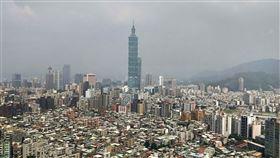 台北、101(圖/記者邱榮吉攝影)