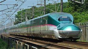 日本新幹線。(圖/翻攝自JR東海官網)